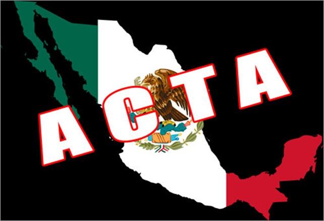 ACTA geek zeitung