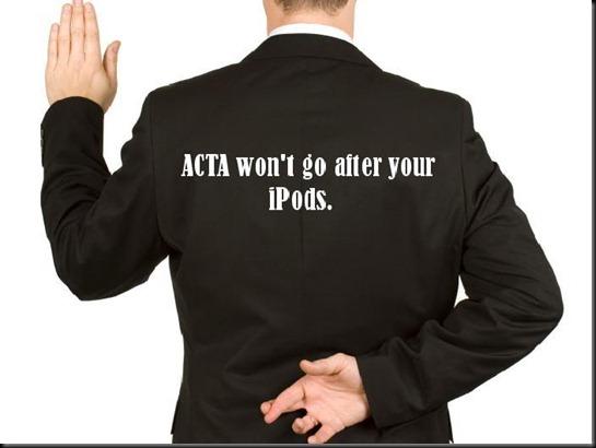 ACTA-miente